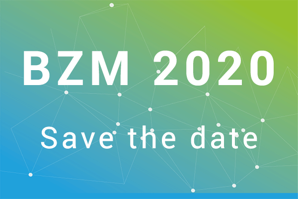 Save the date - 17. + 18. Juni 2020
